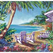 Island Hideaway-15x11-Poster