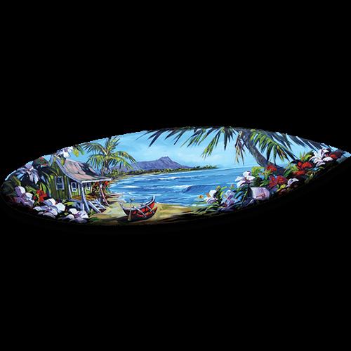 Paddle Diamond Head