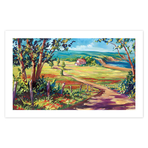 Pathway Home 24x14 Poster