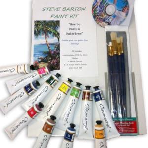 Barton Paint Kit
