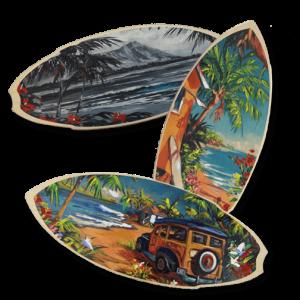 Mini Surfboard Samples